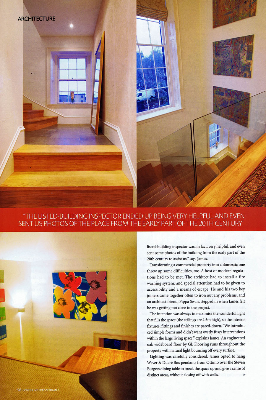 Constitution Street Magazine Page 4